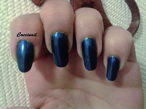 Bleu nuit n°40 - MSE