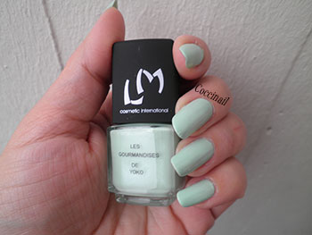 Macaron pistache-LM cosmetic