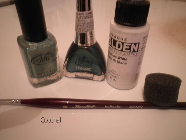 nail art eclairs