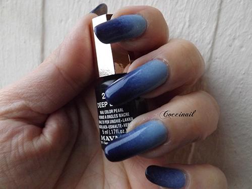 mavala - deep blue 269