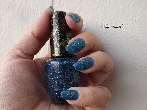 Get your number - OPI liquid sand