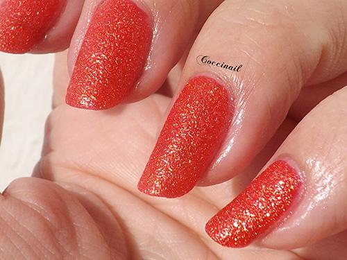 Kiko sugar mat 640 Poppy red (2/4)