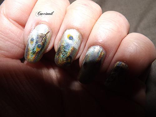 nail art paon