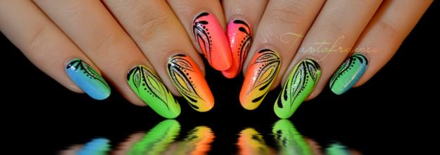 Miami nails - tartofraises