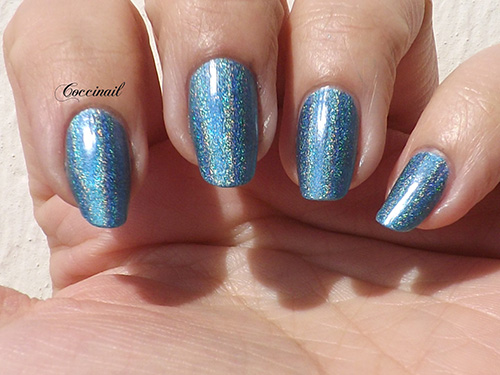 Ocean rush - Layla hologram effect