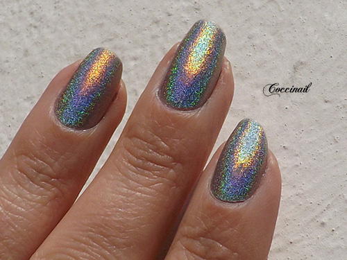 Layla Hologram effect - Mercury Twilight
