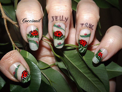 coccinail - jelly truc sandwich