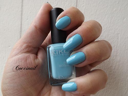 340 Light blue - Kiko