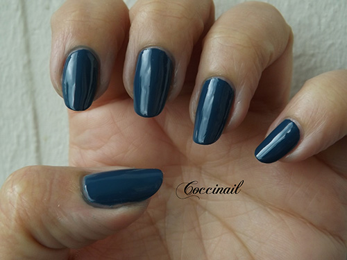 oil blue Kiko