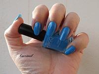 Kiko Cerulean blue