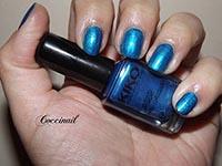 Kiko Laser psychedelic blue