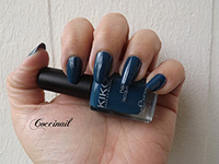 KIko oil blue