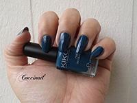 KIko oil blue