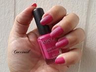 Kiko sugar mat hot pink