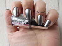 Layla metal chrome