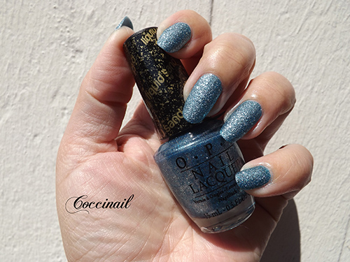 Tiffany Case - OPI 2013 The Bond Girls collection (1/4)