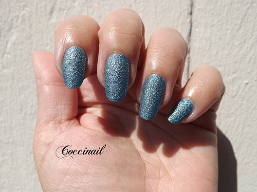 Tiffany Case - OPI 2013 The Bond Girls collection (3/4)