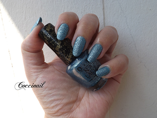 Tiffany Case - OPI 2013 The Bond Girls collection (4/4)