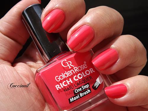 Golden Rose Rich Color n°7 - Polishinail Shop