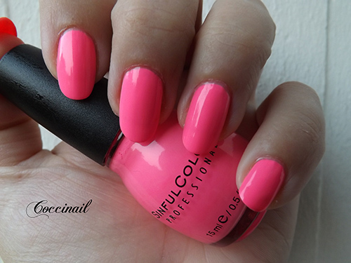 Sinful colors Neon 920 (6/6)