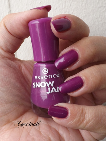 Lilac is my style - Essence