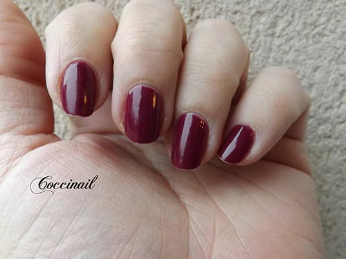 Kiko Quick Dry n°809 Dahlia Purple