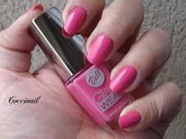 Bell Glam Wear neon rose