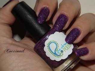 Born to the purple - Pipe dream polish