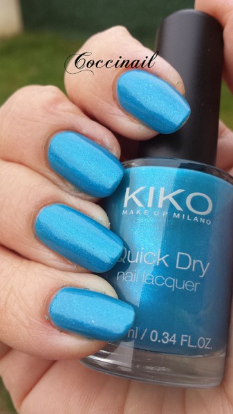 Pearly sky blue - Kiko
