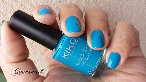 Kiko n°832 Turquoise