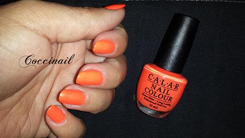 Orange fluo - Calar