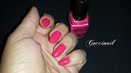 Watermelon Candy Pink - Color Club