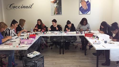 atelier nail art du 8 novembre 2014