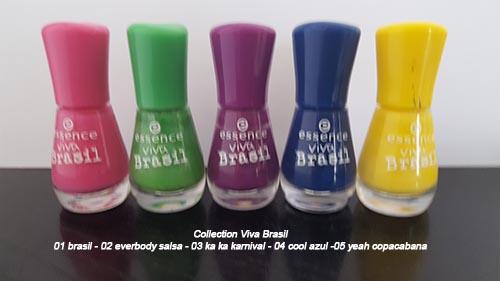 ESSENCE - VIVA BRASIL - 1 euro pièce